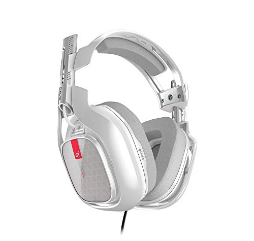 ASTRO Gaming A40 TR Gaming Headset for PC, Mac- White (2015 Model)