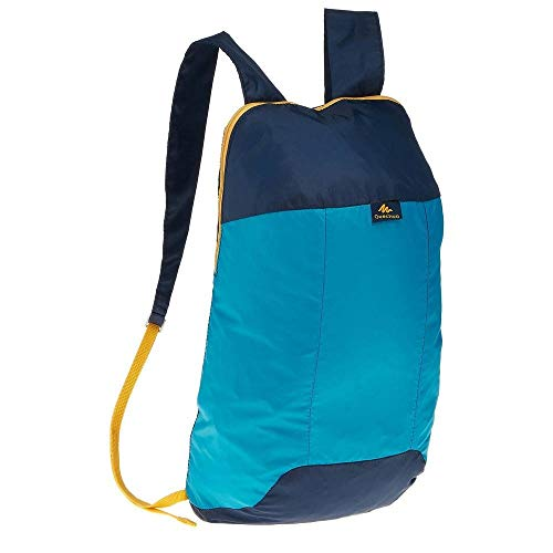 Decathlon Arpenaz 10 Ultra Compact Hiking Backpack, Junior 10Liters (Blue)