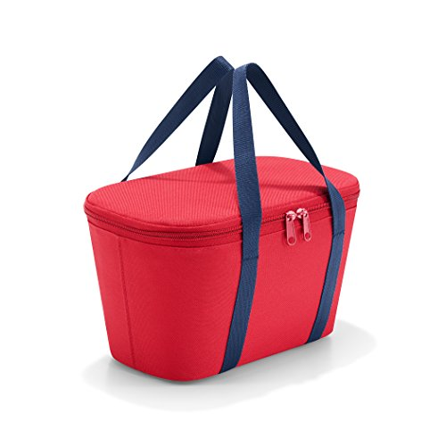 reisenthel coolerbag XS, Extra Small Insulated Cooler Pack, Red