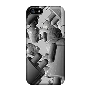 Faddish Phone Mi Android Gris Case For Iphone 5/5s / Perfect Case Cover