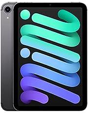 2021 Apple iPad mini (8,3-inch, Wi-Fi + Cellular, 64GB) - spacegrijs (6e generatie)