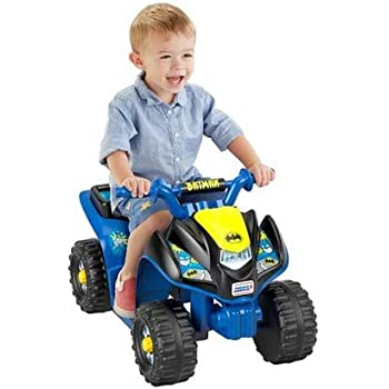 Power Wheels Power WheelsBatmanLil' Quad