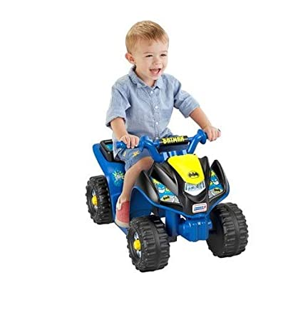 Amazon com: Power Wheels Power Wheels Batman Lil' Quad: Toys