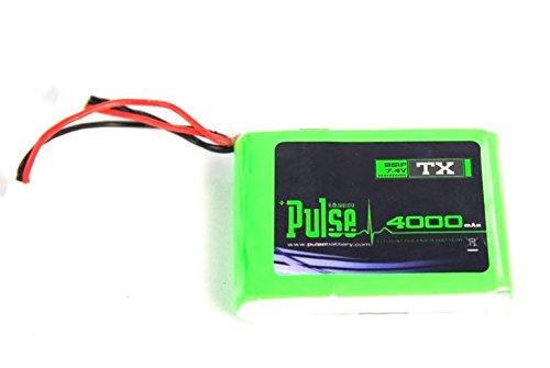 PULSE LIPO 4000mAh 7.4V  ULTRA POWER SERIES - FOR DX7S/DX8/
