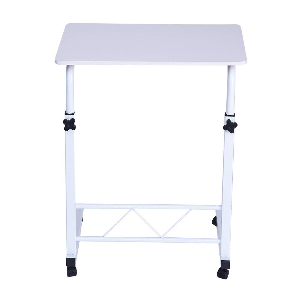 Oucan Home Office Chair Can Be Lifted and Lowered Mobile Computer Desk Bedside Table