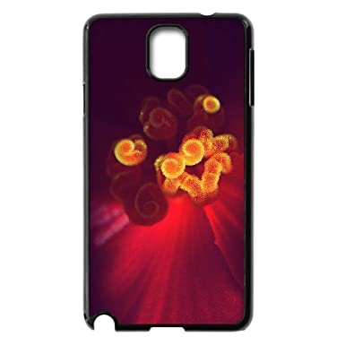 30f6448d8cd Samsung Galaxy Note 3 Case chica naturaleza bella flor Zoom, bonitas flores  funda para Samsung Galaxy Note 3 [negro]: Amazon.es: Electrónica