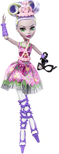 Monster High Ballerina Ghouls Moanica D'kay Doll (Monster High Dolls Zombie Dance)