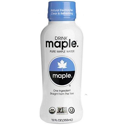 Drink Maple Organic Water, 12 Fluid Ounce -- 12 per case.