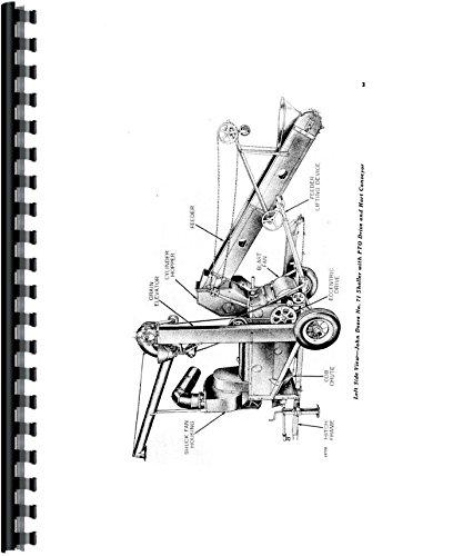 John Deere 71 Corn Sheller Operators Manual