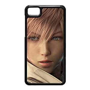 Black Berry Z10 Case,Final Fantasy High Definition Wonderful Design Cover With Hign Quality Hard Plastic Protection Case