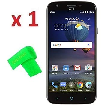 Amazon com: 1 x Zte Quest Uhura N817 Screen Protector Guard CLEAR