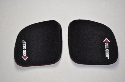 Cee Gees Cushy's Aerobar Pads (Bontrager Race Lite Series, Trek Speed Concept 9 Series 2010 - Current, Trek Speed 2012 Series 7.8)) CYBR01 ()