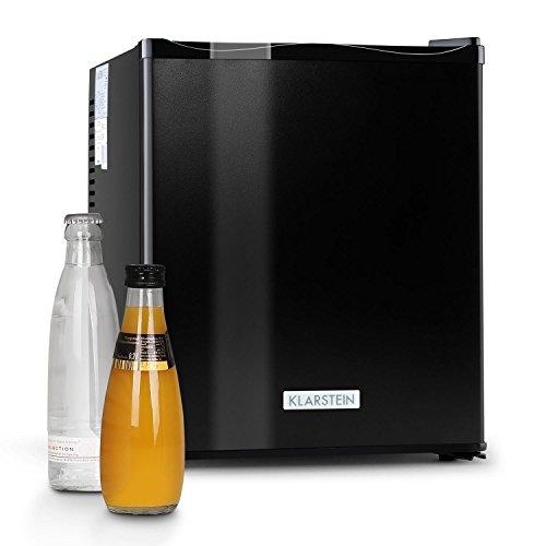 Klarstein 10005400 Mini-Kühlschrank / B / 181 kWh/Jahr / 47 cm / 36 Liter Kühlteil / Minibar / schwarz