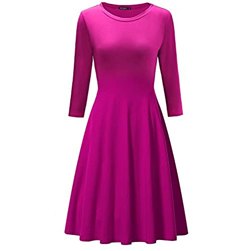 Rose Pink Dresses Amazon Com