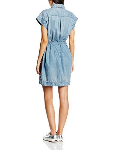 Diesel de-Astrid, Vestido para Mujer Azul 1