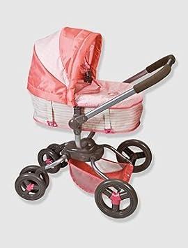 itsImagical - Babybebé Pram 360º, Carrito de muñecos Convertible en Sillita de Color Rosa (Imaginarium 79278): Amazon.es: Juguetes y juegos