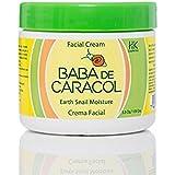 Baba de Caracol Facial Moisturizing Cream Alantoina, Collagen and Vitamins A and E
