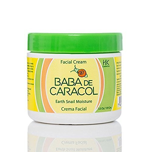 Baba de Caracol Facial Moisturizing Cream Alantoina, Collagen and Vitamins A and E by Baba de Caracol Snail-Cream-01