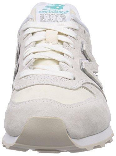 Scarpe 6 Beige Donna NBWR996EA D White Balance New Beige Sportive IBXwq4R
