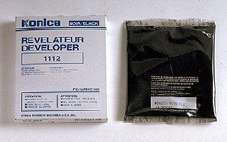 Konica 947106 Copier Developer (350 Grams Bag / 15000 Page Yield), Works for 1112 by Konica-Minolta
