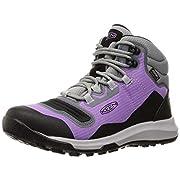 KEEN Women's Tempo Flex Mid Height Lightweight Waterproof Hiking Boot