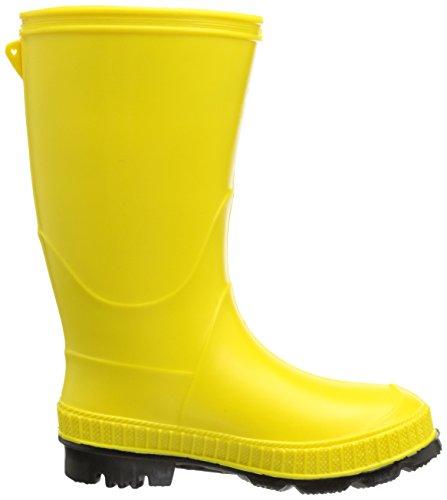 Kamik Stomp Camo Boot (Toddler/Little Kid/Big Kid) Yellow/Black