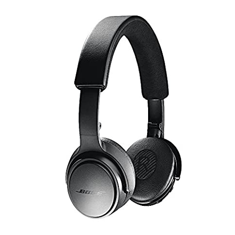 Bose SoundLink On-Ear Bluetooth Headphones with Microphone, Triple Black - 41zMcGsIsXL - Bose SoundLink On-Ear Bluetooth Headphones with Microphone, Triple Black