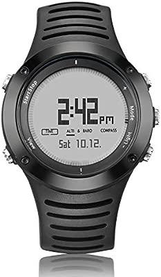 XZHFC Smartwatch, Reloj Inteligente, Reloj Deportivo multifunción ...