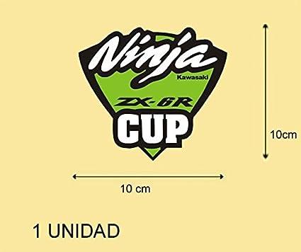 Ecoshirt KV-7W1F-ZV56 Pegatinas Stickers Ninja Cup Ref: Pd43 ...