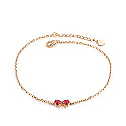 Engagement Ruby Bracelet For Women