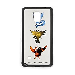 Pokemon For Samsung Galaxy Note4 N9108 Csae protection Case DHQ629127