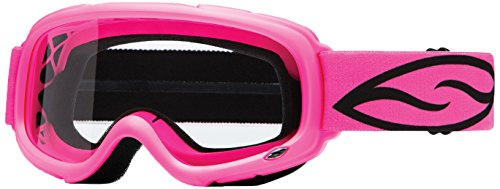 Smith Optics Gambler MX Motocross Goggles (Bright