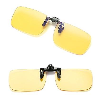 a35a5c19273 Computer Glasses Blocking Blue Light Glasses Clip On Lens Anti Glare Filter Eyeglasses  Eyewear Game Reading