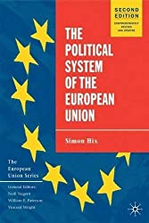 The Political System of the European Union, 2nd Edition (The European Union Series) by Simon Hix (2005-04-16)