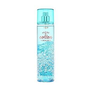 Bath and Body Works Fine Fragrance Mist Sheer Cotton and Lemonade 8 Ounce Full Size Spray