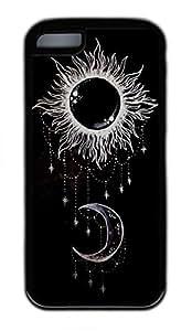 MEIMEIiphone 6 plus 5.5 inch Case, Personalized Custom Design iphone 6 plus 5.5 inch Soft Rubber TPU Black Tattoo01 Case CoverMEIMEI