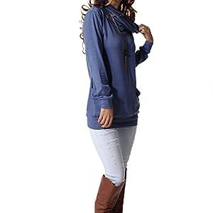 41zMgbNkfyL. AA300  - Lark & Ro Women's 100 Percent Cashmere 2 Ply Boyfriend Cardigan, Pinot, Small