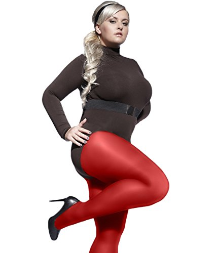 plus size pantyhose models