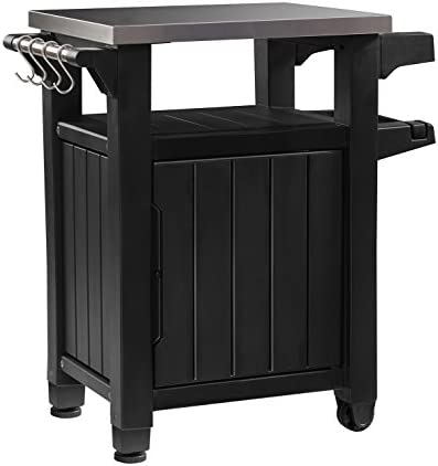 Keter Outdoor Entertainment Storage Graphite product image