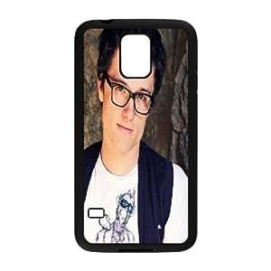 Samsung Galaxy S5 Case, Luxury Brand Bestpersonever Josh Hutcherson Case for Samsung Galaxy S5 {Black}