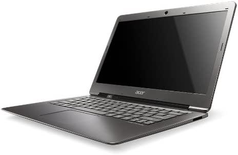 Acer Ultrabook S3-951-2464G34ISS - Ordenador portátil 13.3 pulgadas (Core i5 2457M, 4 GB de RAM, 1.6 GHz, 340 GB, Windows 7 Edition Home Premium) - ...