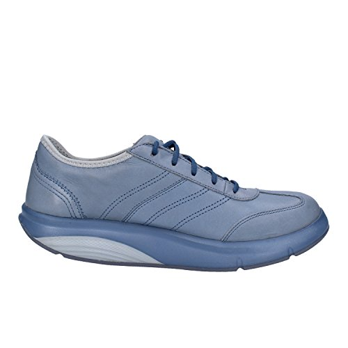 MBT Sneakers Femme 37 EU Bleu Cuir
