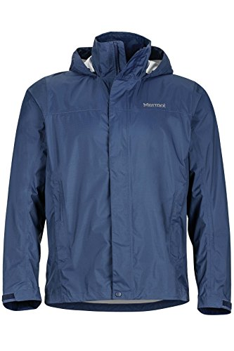 Marmot Men's PreCip Jacket Dark Spruce Large