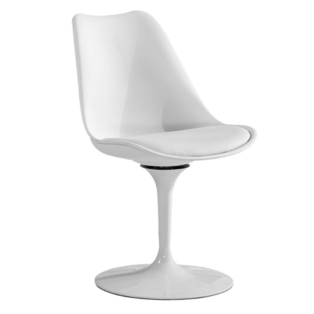 Amazon.com - LJFYXZ Dining Chairs Kitchen Chair Swivel Chair Modern ...