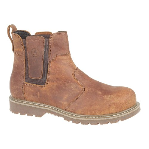 Boot Size Brown Safety FS165 Safety Amblers 13 Brown aqO6PS