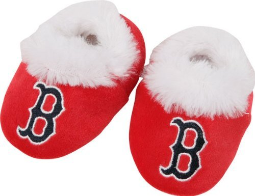 - Boston Red Sox Baby Bootie Slipper