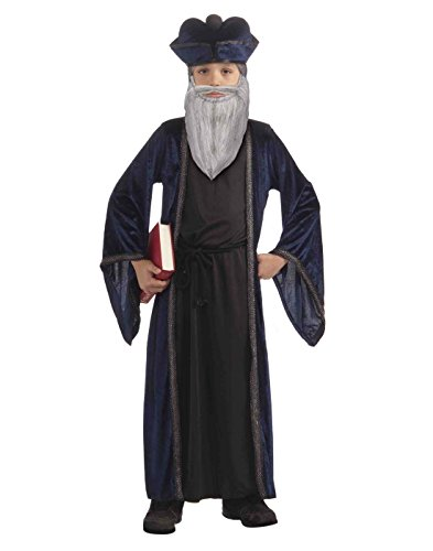 Nostradamus Child Costume, Small -