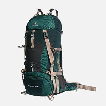 Otomoll Mochila Mochila De Trekking Ligero,50L Grande Exterior Impermeable Deporte Senderismo Trekking Camping Mochila De Viaje Pack,Negocios Dayack Mochila ...