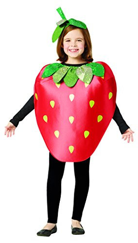 Rasta Imposta Strawberry Child Costume Child