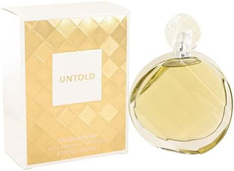 E.lizabeth A.rden Untold Perfume Spray EDP 3.3 oz for women New